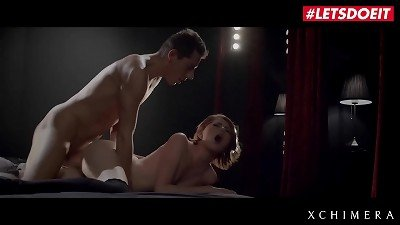 LETSDOEIT - wild redhead honey Anny Swix Got Finger penetrated And Deep banged By Nick Ross