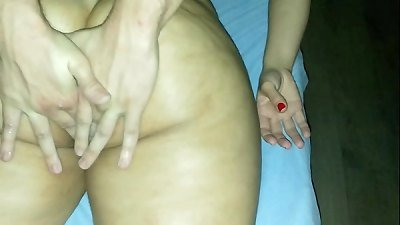 real homemade, I horn husband I took my naughty wife into a professional masseuse and look what happened third part